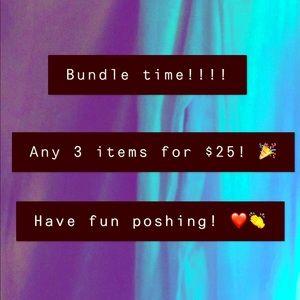 Bundle time!!!!!